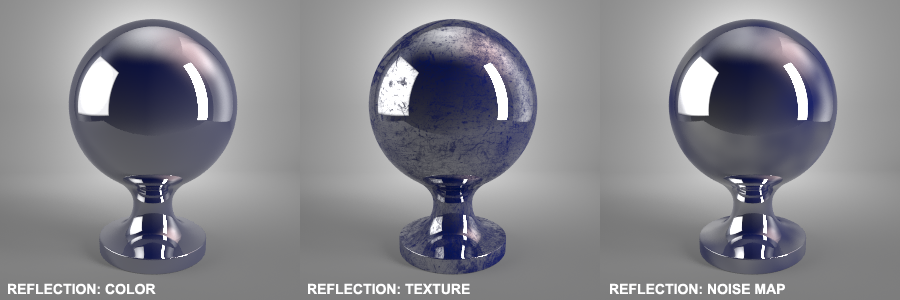 Realistic Reflection Vray
