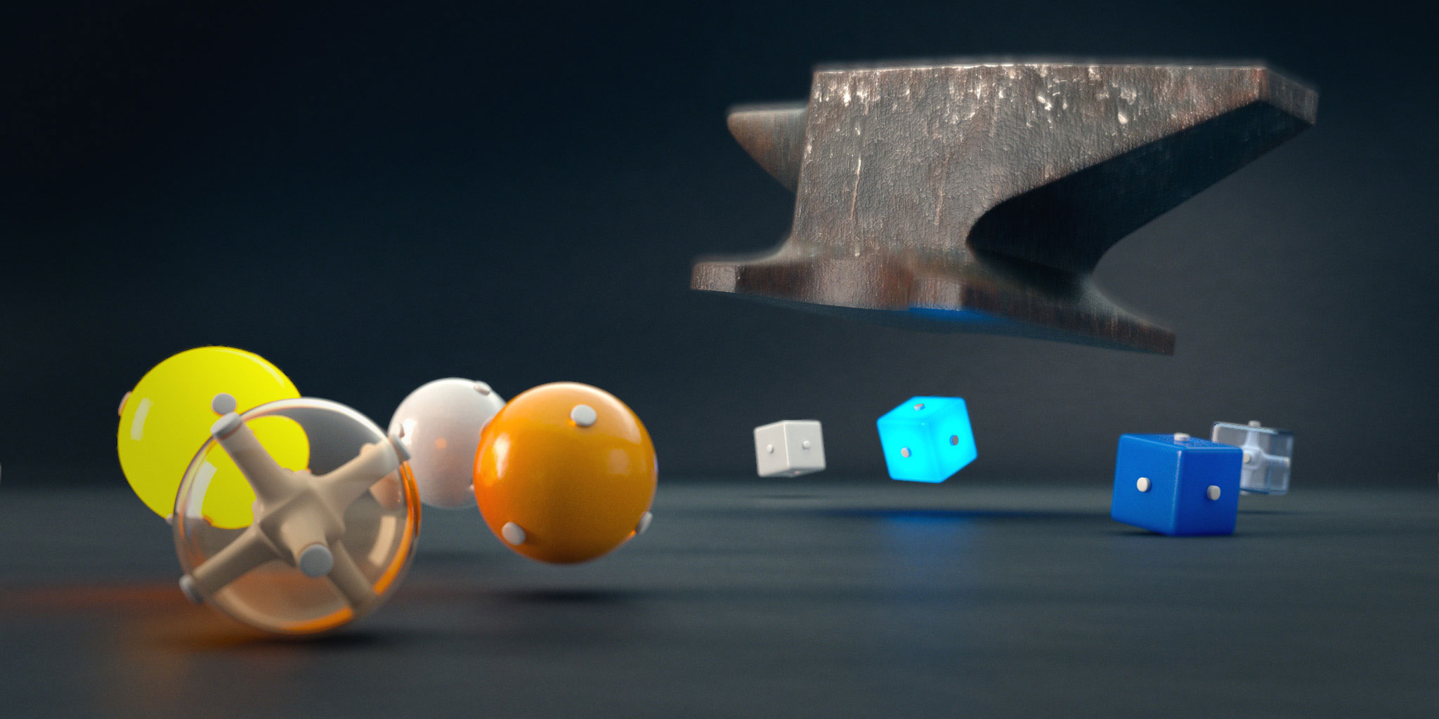 Creating photographic 3D renders