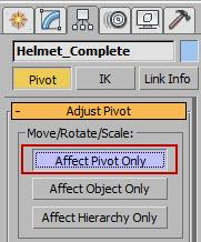 Affect Pivot Only