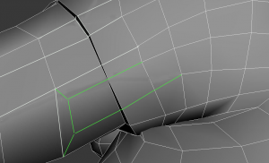 why should I rearrange the edges with T-vertices