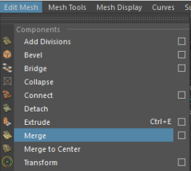 Finding and Fixing Coincident Vertices in Maya