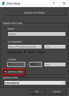 Isolated Vertices in 3ds Max