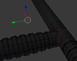 Isolated Vertices in Blender