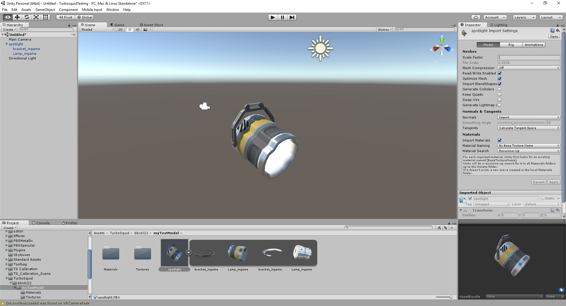 Unity for 3D Artists